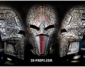 Sith Acolyte Eradicator Mask SWTOR 3D printable model