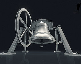 3D MISSION CHURCH BELL