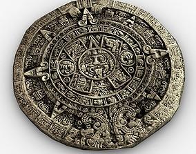 3D model Maya Calendar
