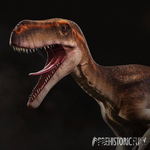 Stokesosaurus - Prehistoric Fury