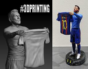 3D printable model Lionel Messi