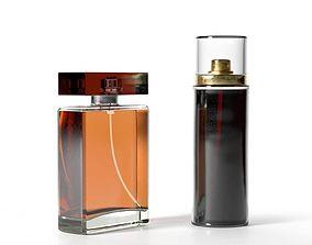3D Perfume Set 02