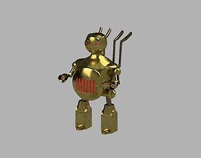 3D print model Heaterman Steampunk Golem
