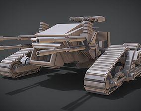 3D printable model Phantom Tank