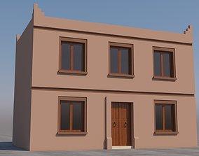 3D merzouga Moroccan House Marrakech