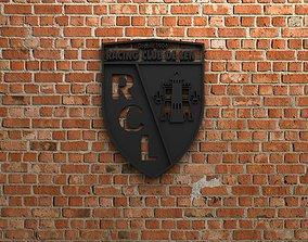 3D printable model RC Lens Logo