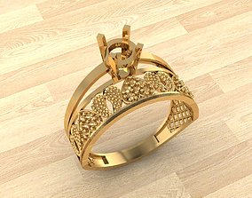 3D print model Ring v8 2