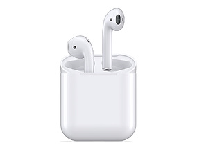 AirPods 3Dmodel