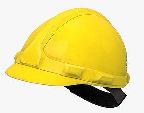 Hard Hat PBR 3D model