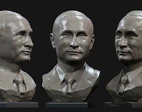 Putin V 2 3D print model