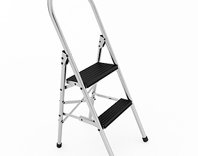 Step Ladder 3D