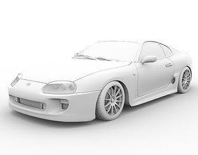 Toyota Supra MK4 3D model toyotasupra