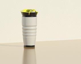 water bottle 3D printable model