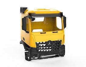 3D print model Mercedes Benz Arocs 3245 Cabin
