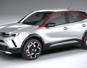 Vauxhall Mokka 2021 3D model