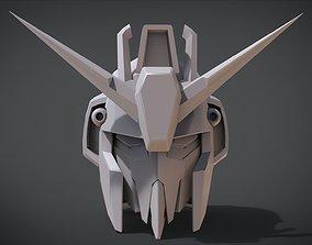3D print model Zeta Gundam Head