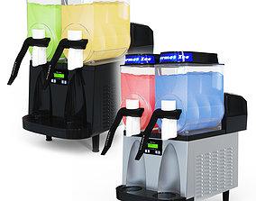 3D Margarita Machine Bunn Ultra 2
