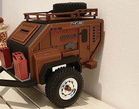 RC Crawler Champ new 3D model