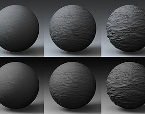 3D Displacement Landscape Shader 004