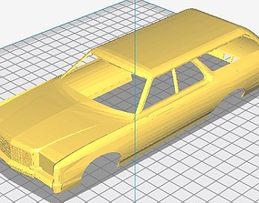 LTD 1977 Printable Body Car