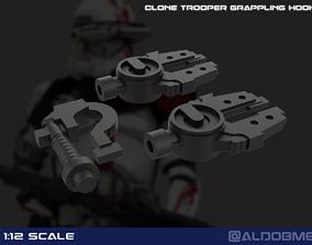 Grappling Hook kit - Clone trooper Deviss 3D print model