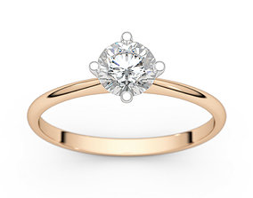 3D print model Set from Nine Solitaire Ring