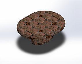 3D model Table restaurant