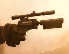 Tobias Beckett Heavy Blaster DG-29 3D printable model