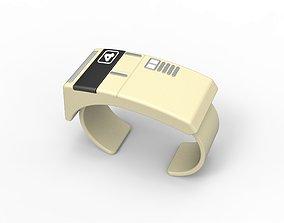 Hero Wrist Communicator from Star Trek 3D print model 3