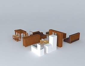 Bulk accessories 3D model
