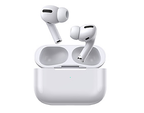 Apple AirPods Pro 3D model