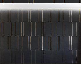 Wall Panel Set 130 3D