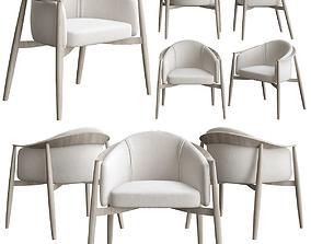 NatevoTEKTON Easy chair 3D model