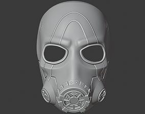 3D print model Borderlands 3 Psycho Mask