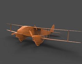 3D printable model Havilland Dragon Rapide