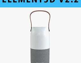 E3D - Samsung Wireless Speaker Bottle design 3D
