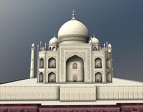 Taj Mahal 3D model realtime