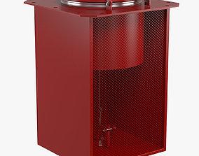 Generators Medium Expansion Foam 3D