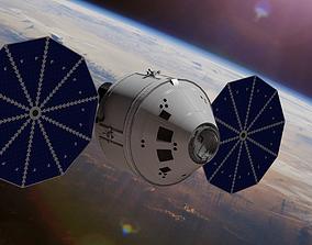 Crew Exploration Vehicle Space Capsule CEV 3D asset