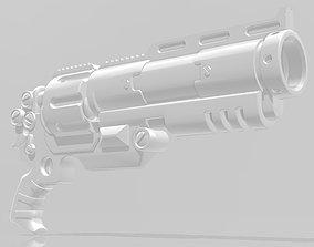 Guns for Necromunda Pack2 3D printable model