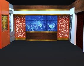 realtime VIRTUAL STUDIO 3D SET