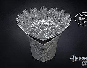 3D print model Final Fantasy XII - Judge Bergan Helmet