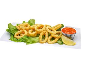 3D model Calamari