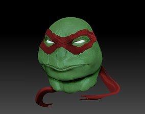 Turtles - Raph 3D model