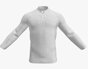 Men Full Sleeve T-Shirt 3D