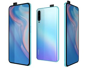 Huawei P Smart Pro 2019 Breathing Crystal 3D