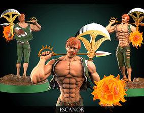 Escanor 3D printable model
