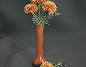 3D Marigolds