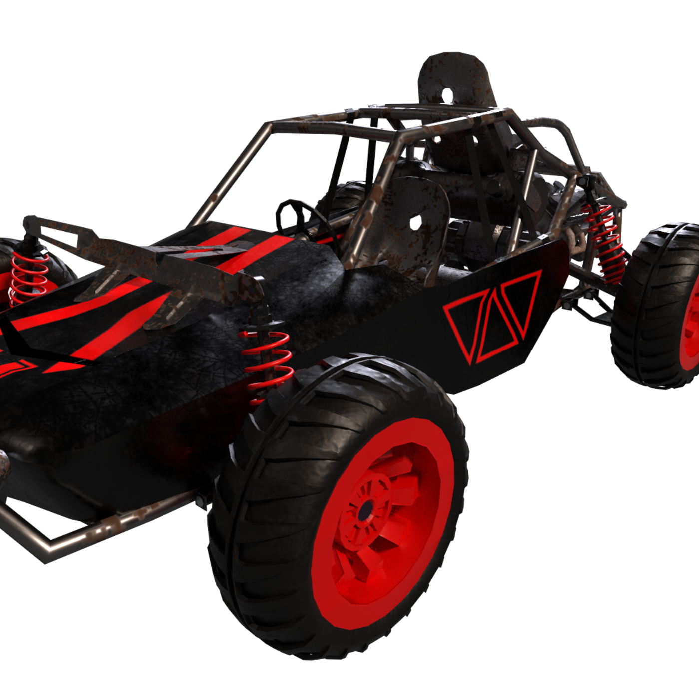 Lowpoly Buggy