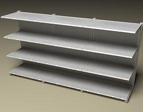 Sales shelf 3D asset